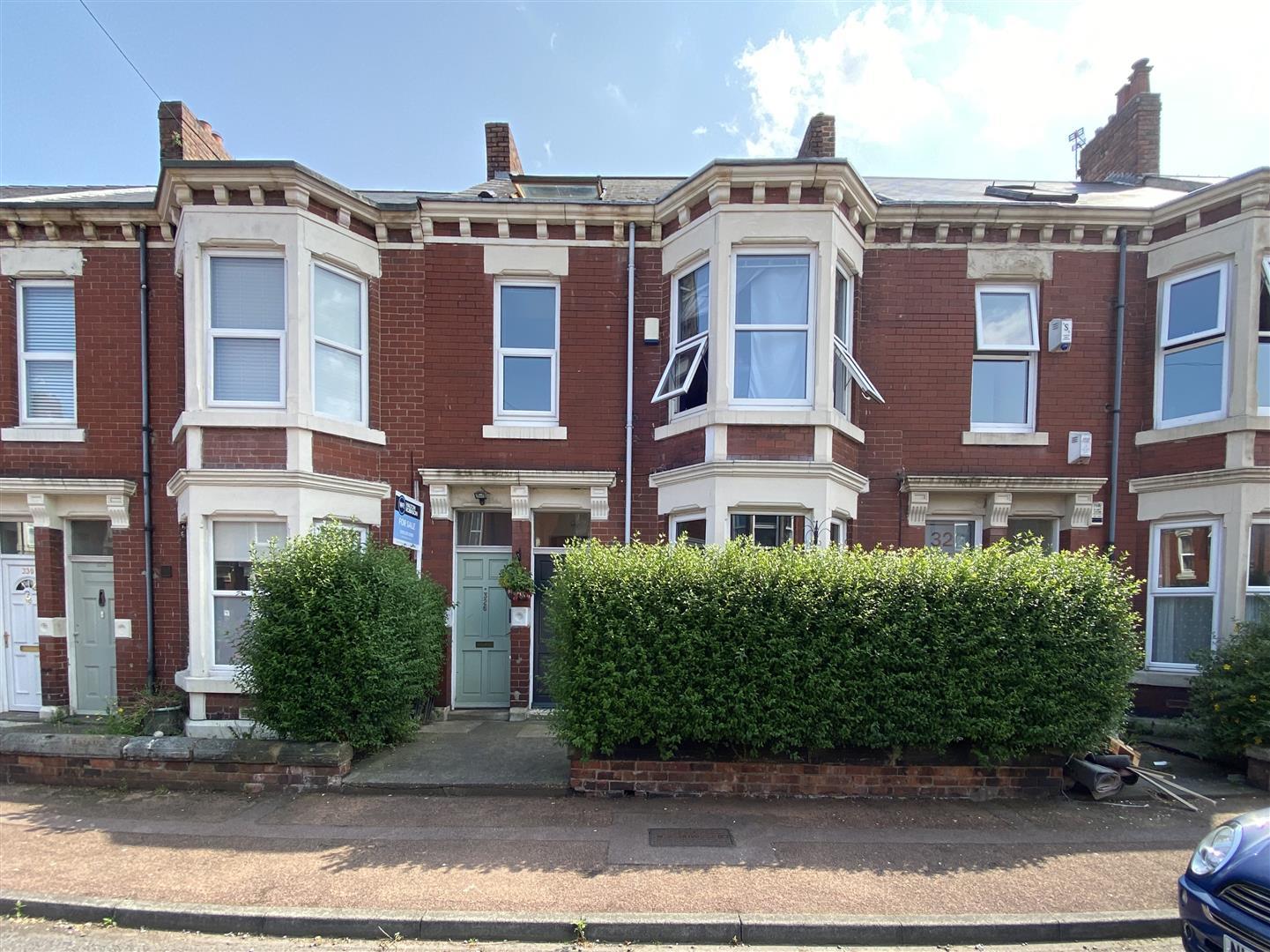 Simonside Terrace Newcastle Upon Tyne, 6 Bedrooms  Maisonette ,For Sale